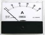 Амперметры бывают магнитоэлектрическими, электромагнитными, электродинамическими, тепловыми...